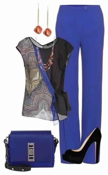 Модный тотем: 8 идей для образов с широкими брюками