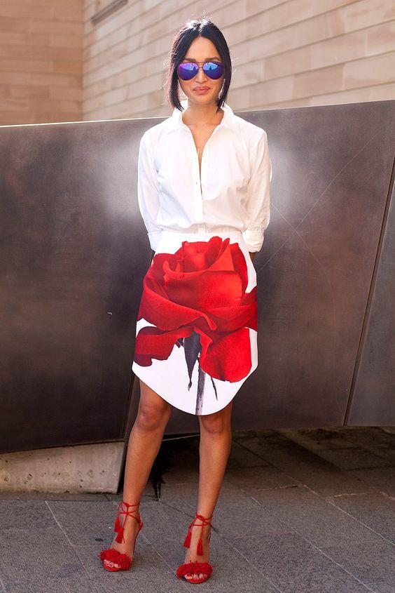 Поп-Арт принты в весеннем гардеробе: 10 модных способов стать ярче
