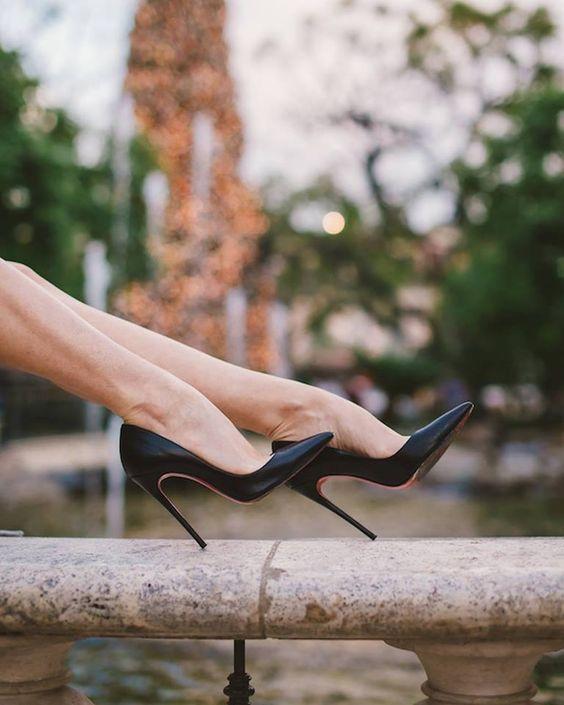 Модное табу: 3 ситуации, когда можно и нельзя носить шпильки