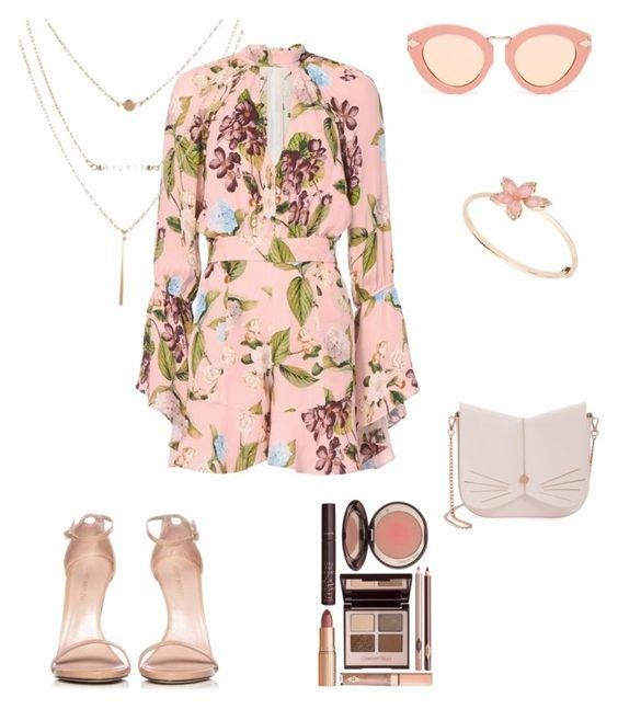 Весенний букет: 8 образов с цветочным принтом