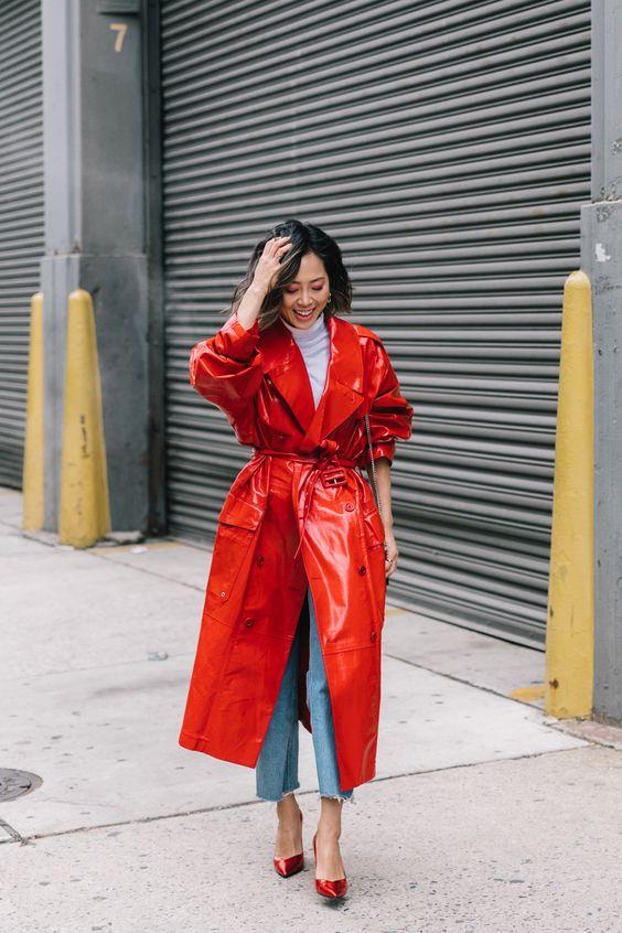 Динамичный красный: 6 шикарных способов, как эффектно выглядеть всегда