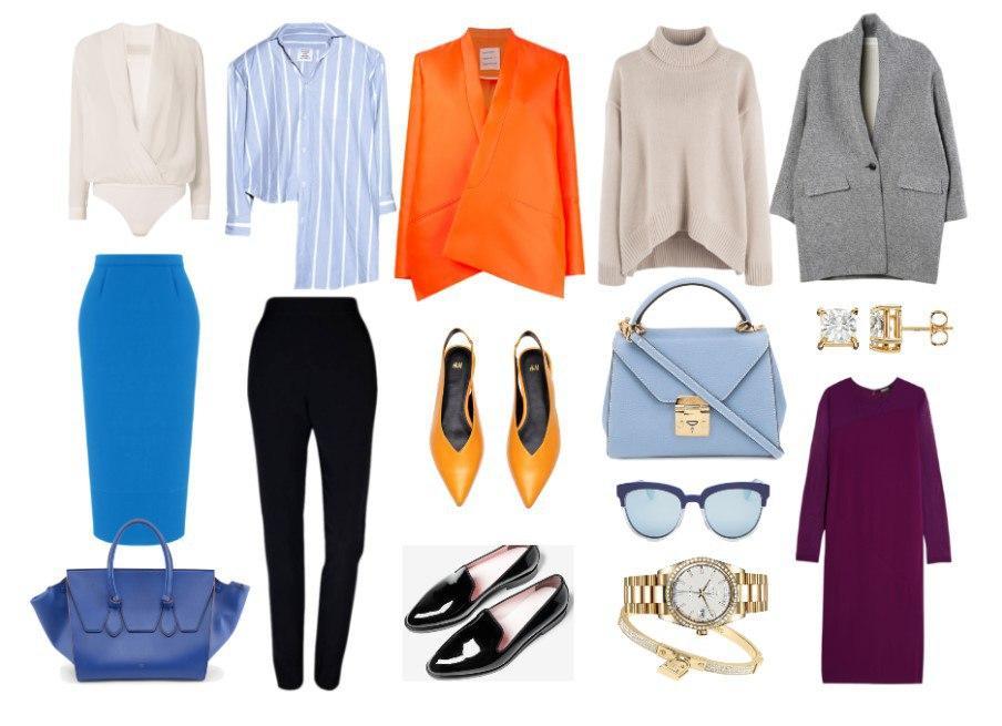 Ваш идеальный гардероб: 5 весенних капсул на каждый день