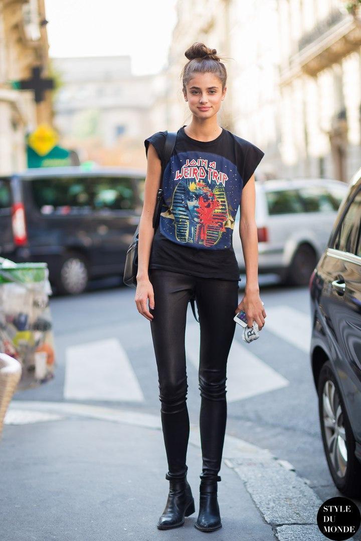 От Metallica до Adidas: 6 свежих идей, как носить футболку с принтом