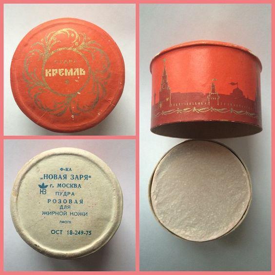 Что пряталось в косметичке совковой барышни: 7 бьюти-средств из СССР