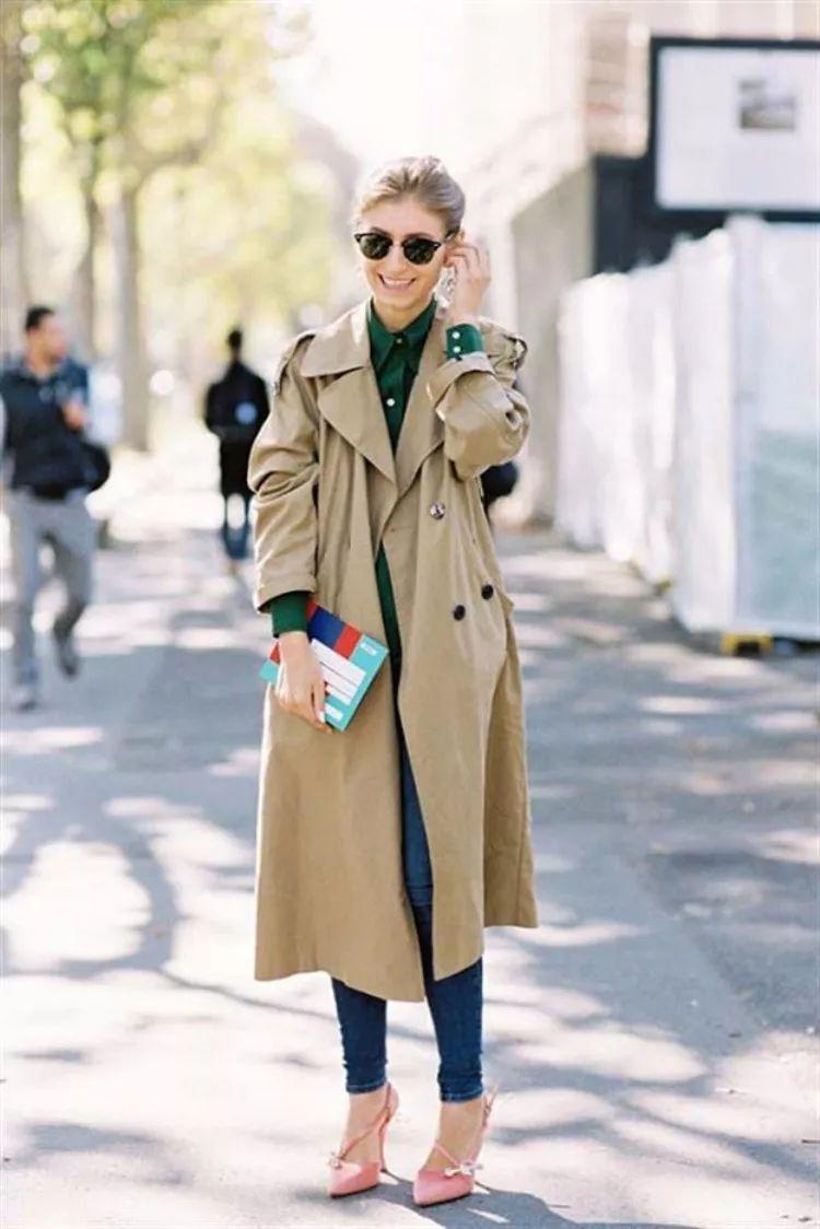 Будьте в тренче! 7 способов одеться модно и удобно в новом сезоне