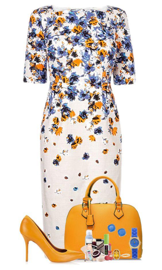 Цветочный casual: как выглядеть стильно, когда за окном +10