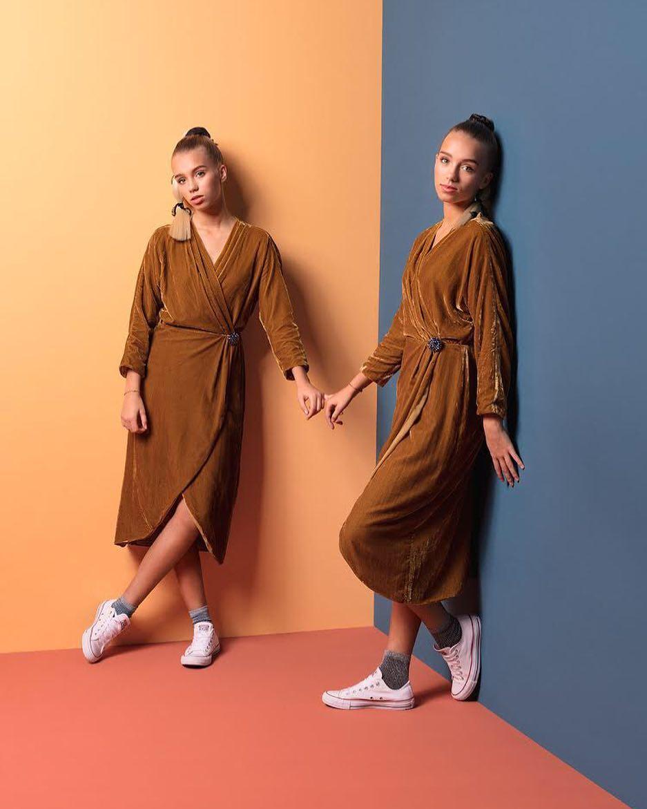 3 пары модных близнецлв, которые покорили мир своим стилем