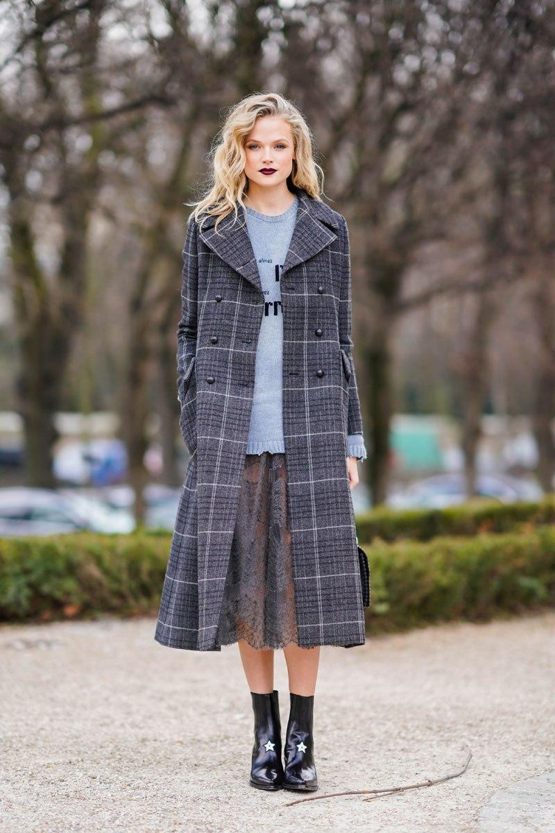 5 советов, как выбрать самое модное пальто на весну 2018