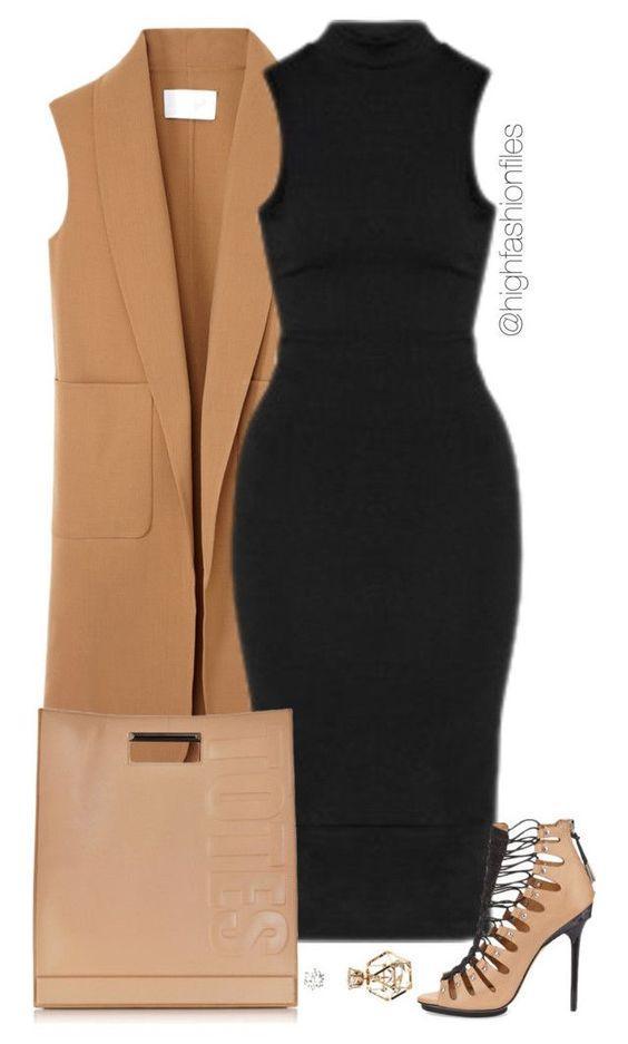 Воплощение элегантности: 6 стильных способов носить удлиненный жилет