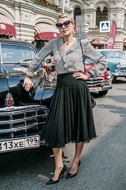 Королева элегантности: 9 самых ярких образов от Ренаты Литвиновой
