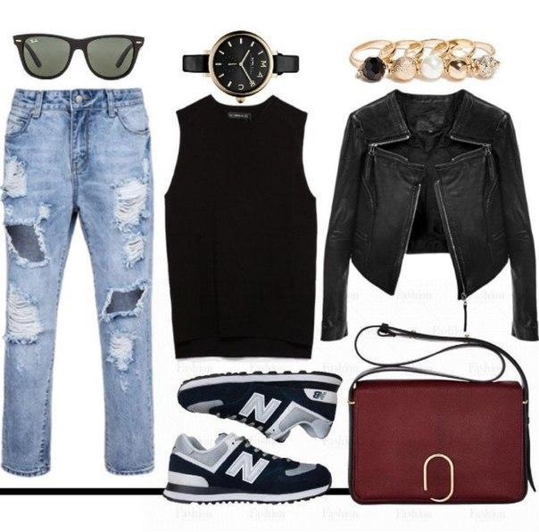 Весь этот деним: 6 уютных образов с любимыми джинсами
