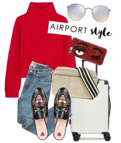 На чемоданах: 6 трэвел-образов для стильных путешественниц
