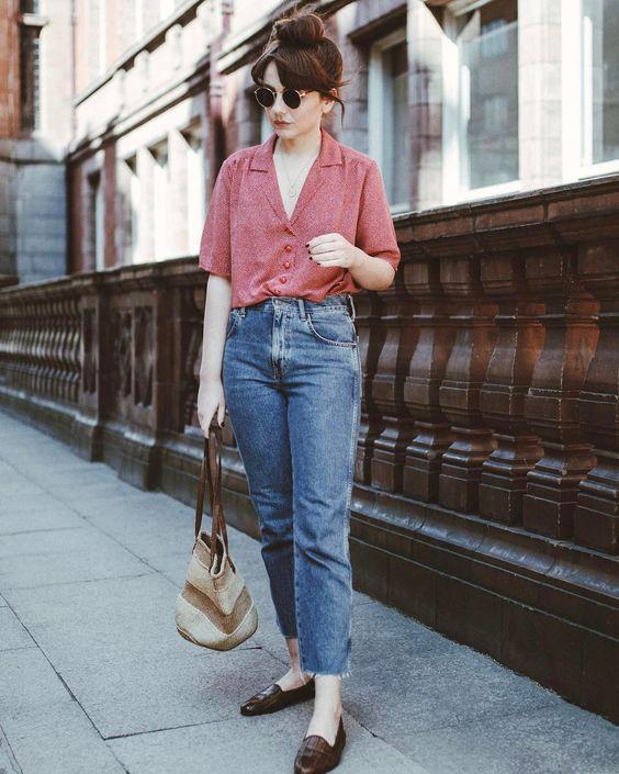 6 пар Mom Jeans, без которых не обойтись этим летом