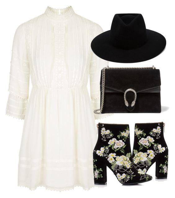 Ярким по черному: 6 платьев, от которых вы будете без ума