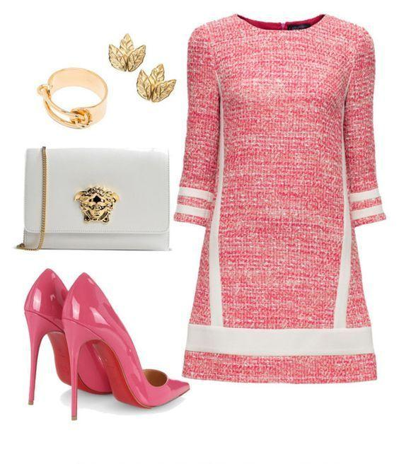 Розовые сны: 6 нежных образов с платьем для летнего настроения