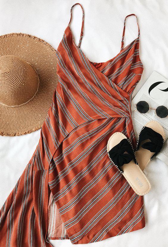 Шляпа, сарафан и мечта — 6 стильных образов, которые вы должны примерить этим летом