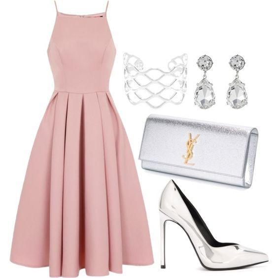 Как носить одно платье и выглядеть по-разному всю неделю