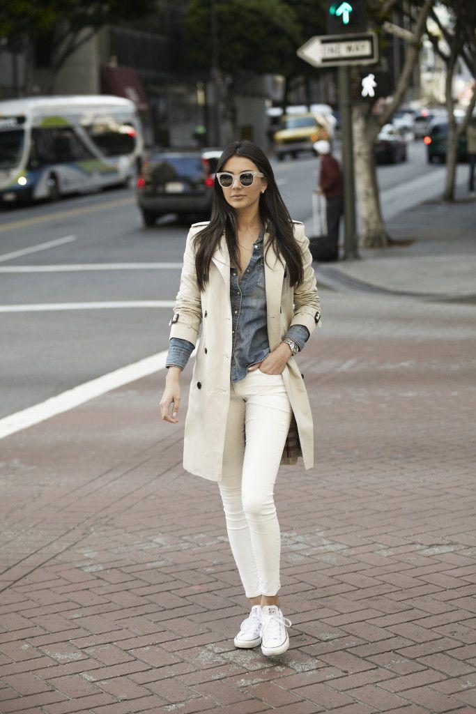 И в пир, и в мир: 7 модных способов носить тренч весной и летом