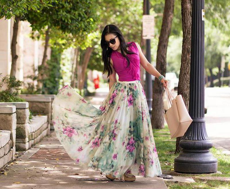 Гармония и элегантность: 7 очаровательных образов для майских деньков