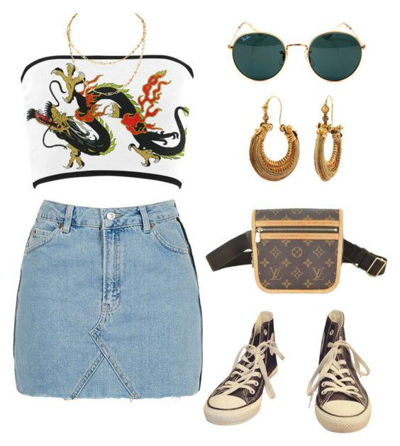 Жара на подходе: 6 модных идей с джинсовой юбкой