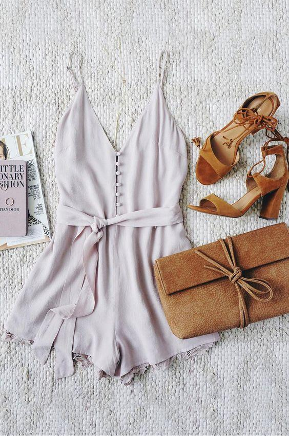 Очаровательные летние наборы: 10 комплектов для самых милых девушек