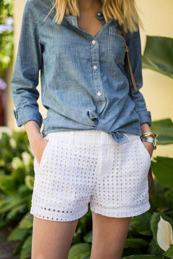 Летняя классика: 7 видов шорт, которые все будут носить этим летом