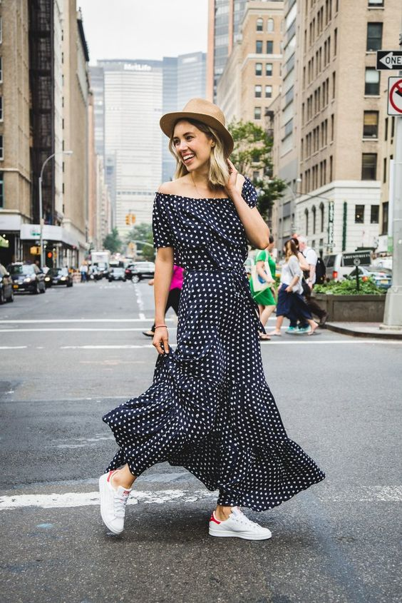 Обувь под платье: 5 стильных комбинаций на каждый день