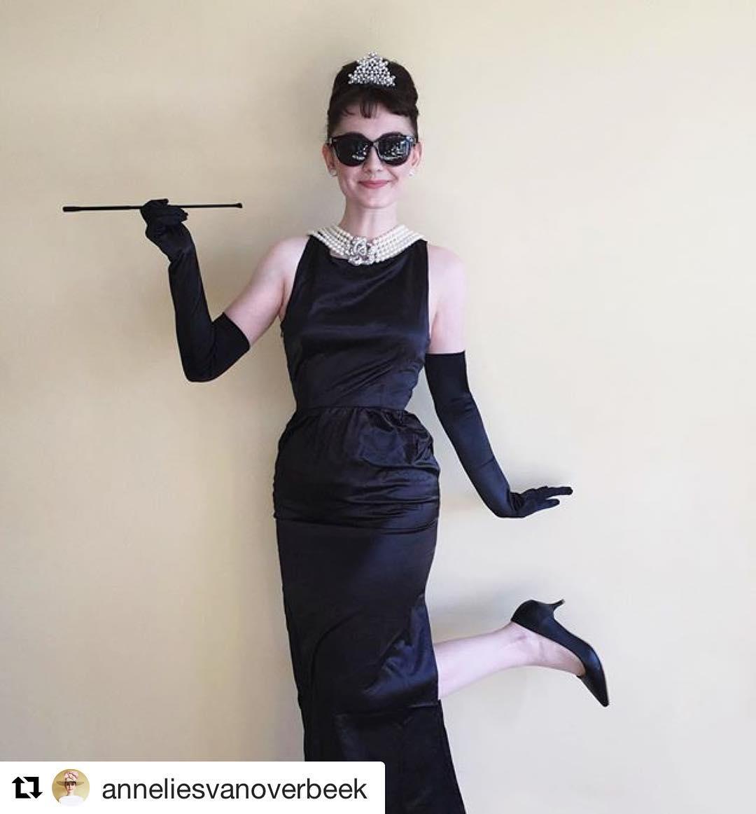 Эта 18-летняя девушка так копирует Одни Хепберн, что невозможно отвести глаз
