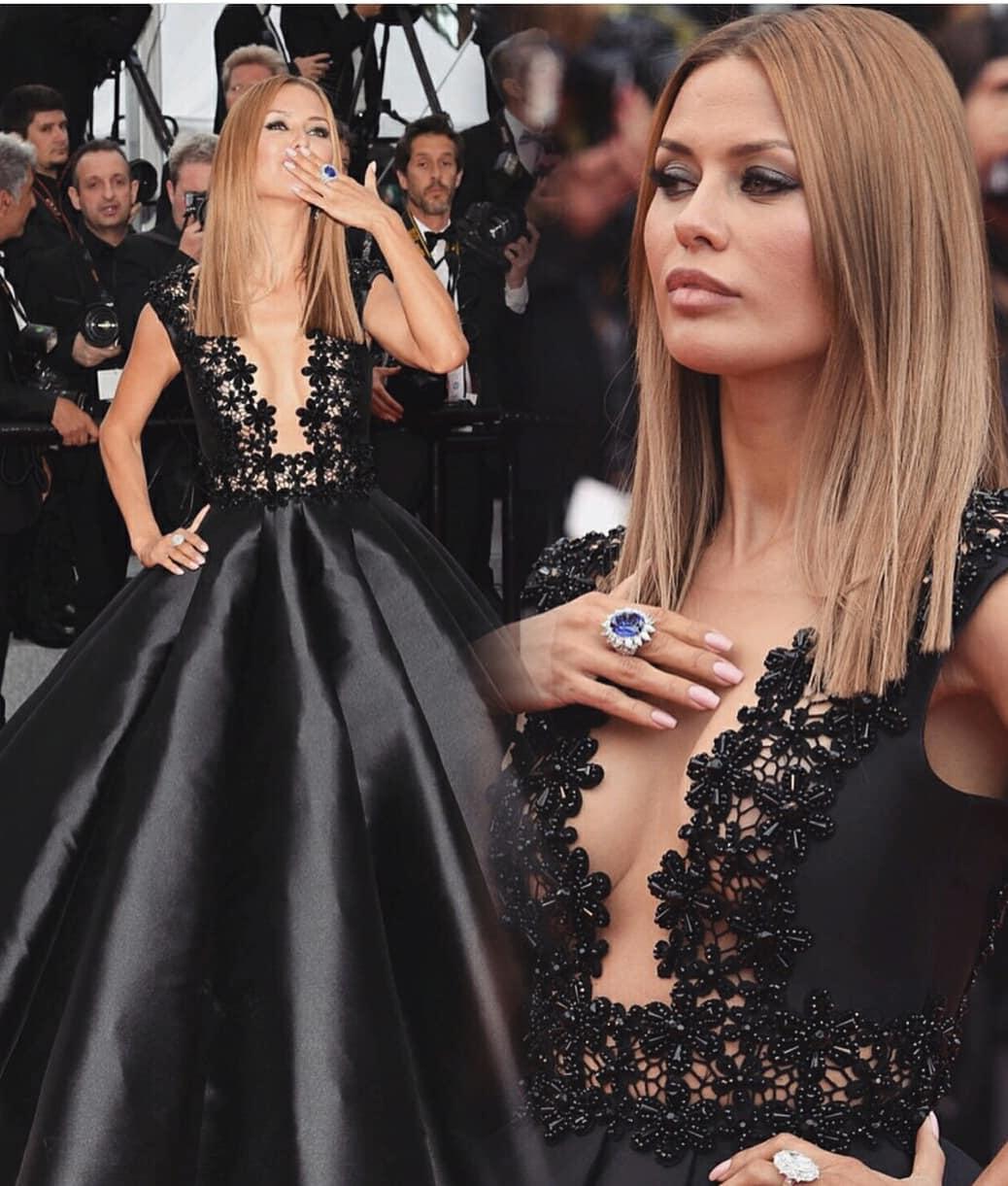 Королева Каннского фестиваля — 4 великолепных образа Виктории Бони