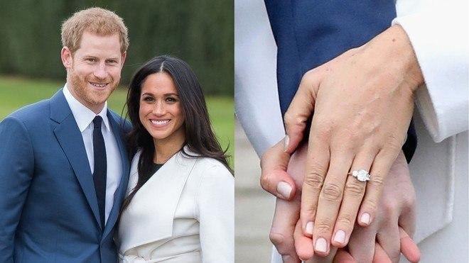 Клятва по-королевски: 8 фактов об обручальных кольцах Меган Маркл и принца Гарри