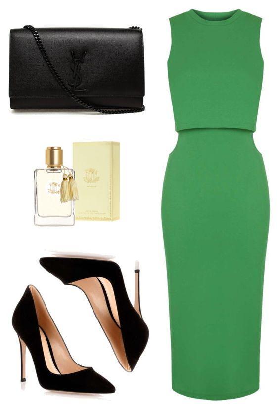 Платье-футляр: 8 эффектных образов, в которых вы будете выглядеть на миллион
