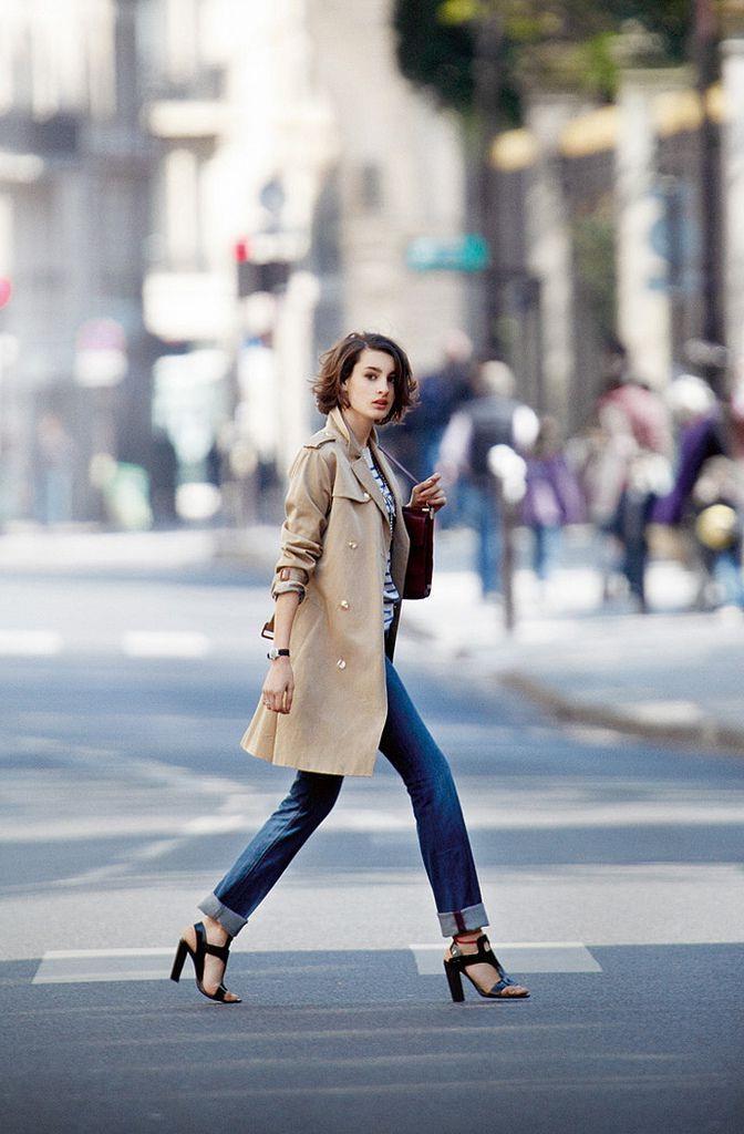 Босоножки на устойчивом каблуке: 5 ультра-модных образов для самых искушенных