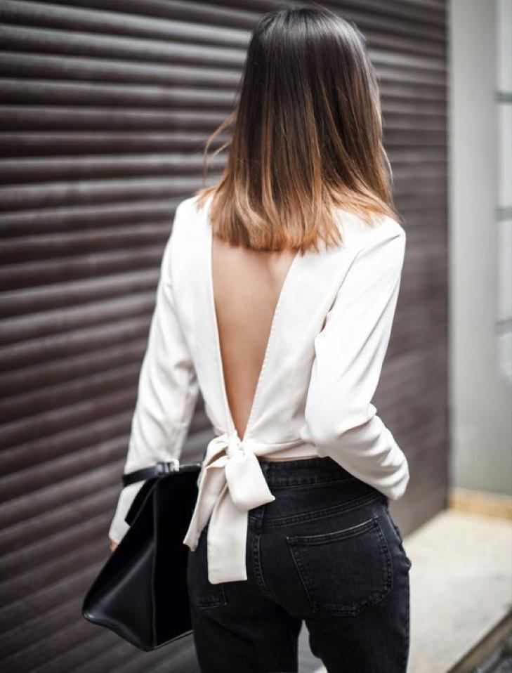 Открытая спина — горячий тренд этого лета: 11 изумительных способов быть самой-самой