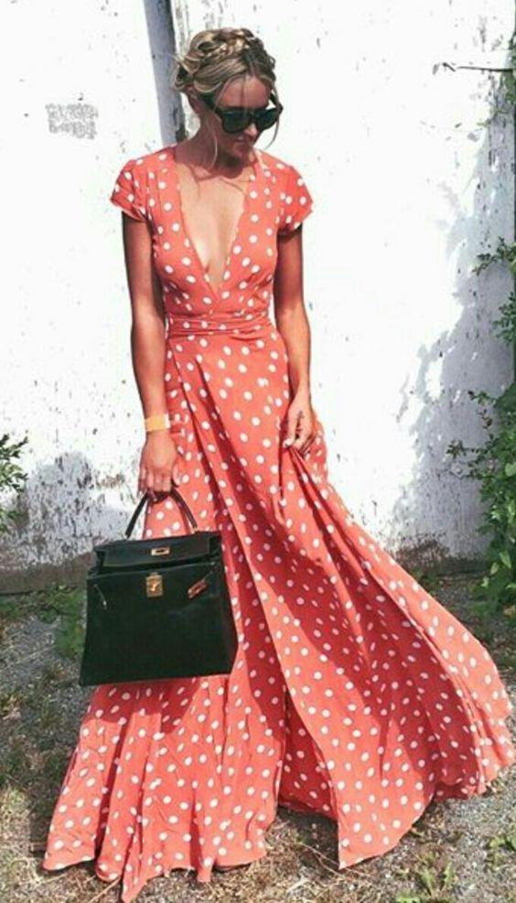 Раз горошек, два горошек: 7 образов с ультра-трендом этого лета — платьем в горох