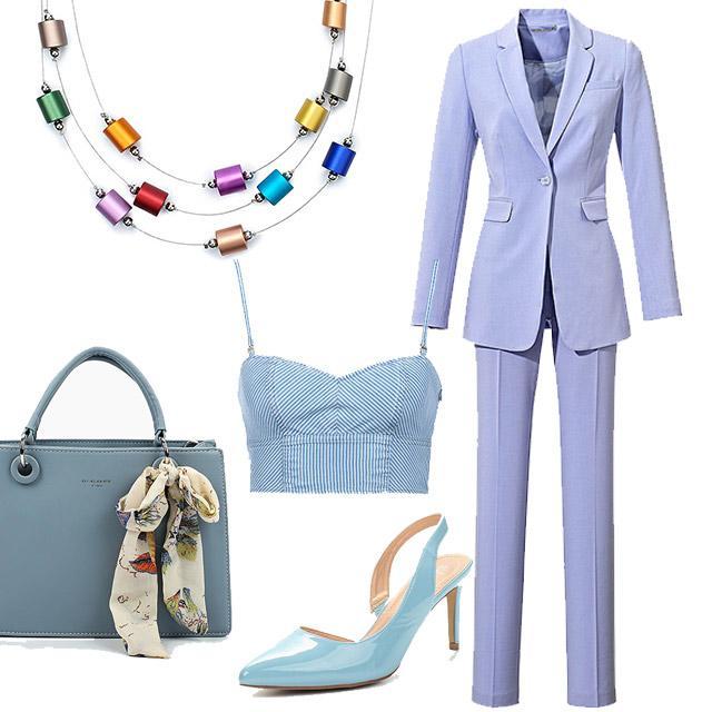 Как одеться в офис, чтобы быть неотразимой: 10 беспроигрышных идей