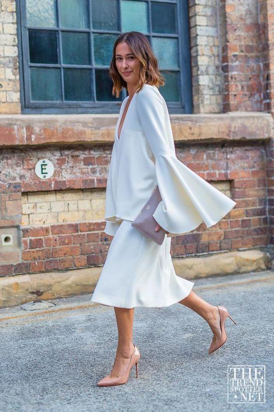 Модные детали: 9 необычных, но безумно красивых блуз с акцентом на рукава