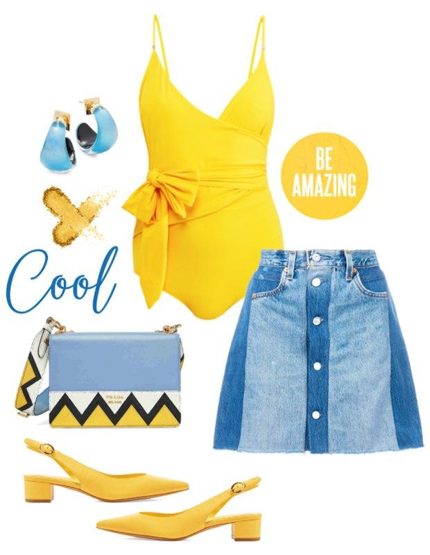 12 нарядов, в которых вы будете самой яркой этим летом