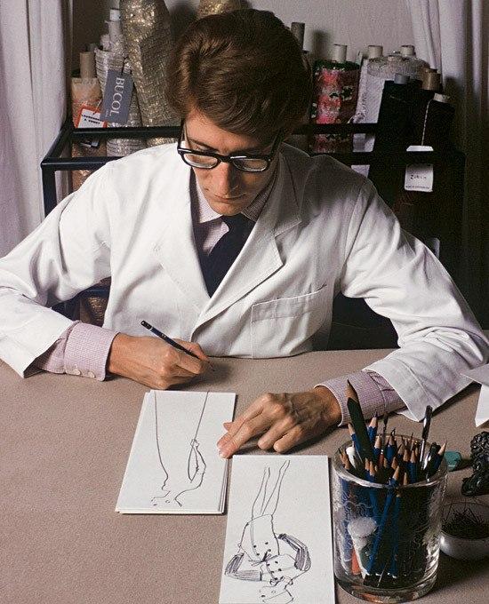Революция Ив Сен-Лорана: 5 самых ярких открытий великого дизайнера