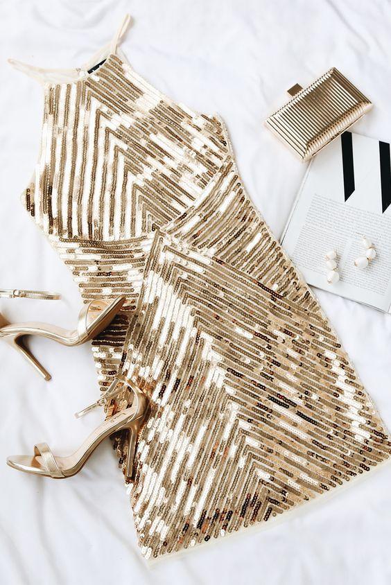 6 причин купить платье с пайетками и всего один аргумент против