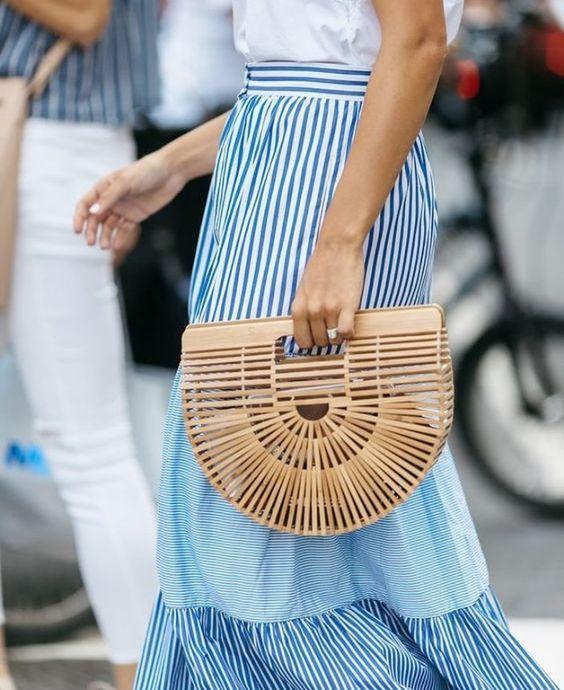 Хит сезона — плетеная сумка: 23 стильные модели для любого случая