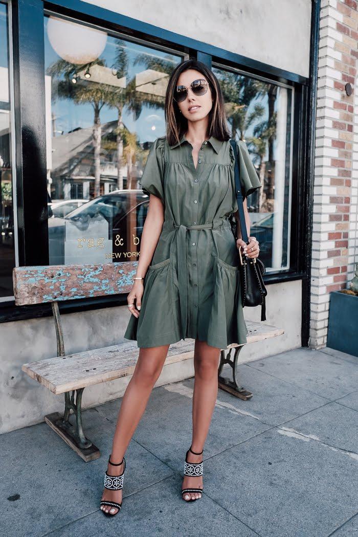 Как подобрать платье-рубашку под тип фигуры и скрыть свои недостатки