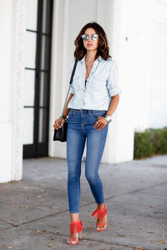 Как правильно подобрать джинсы по типу фигуры: 5 главных секретов