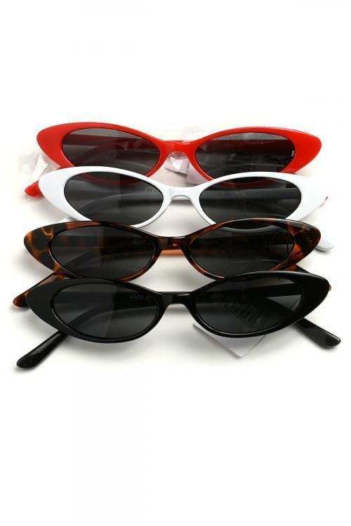 Какие очки заставят всех вам завидовать: 4 тренда этого лета