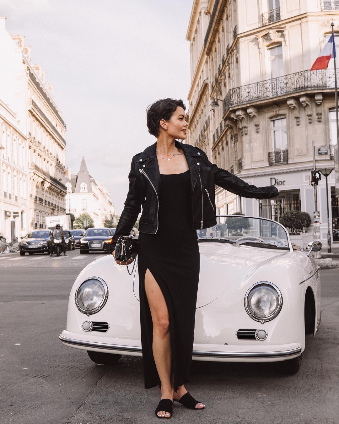 Многоликая Хлои Майлз: 8 самых эффектных образов от фэшн-блогера из Лондона