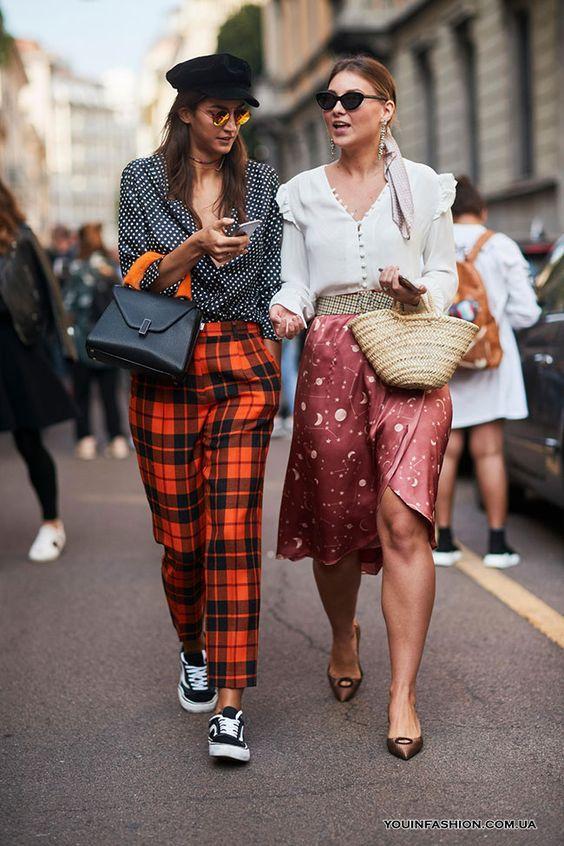 Если вы не знали, с чем сочетать модный горох, — оцените эти 6 принтов