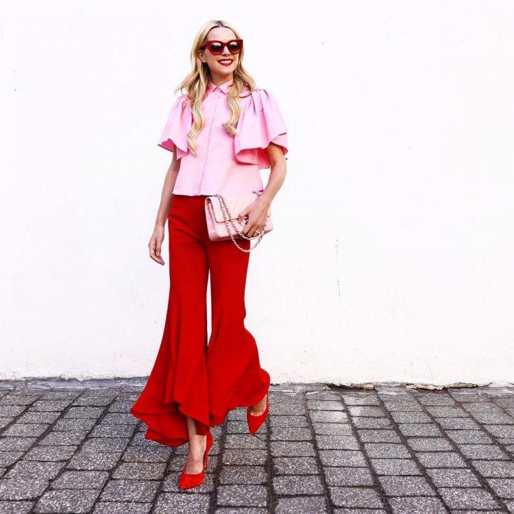 9 примеров, как носить яркие цвета и не выглядеть дешево