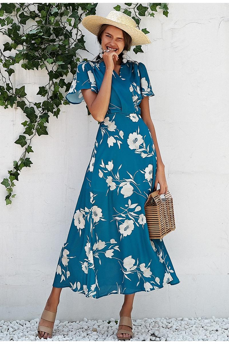 16 роскошных платьев с Aliexpress до 1500р, которые точно скрасят ваше лето