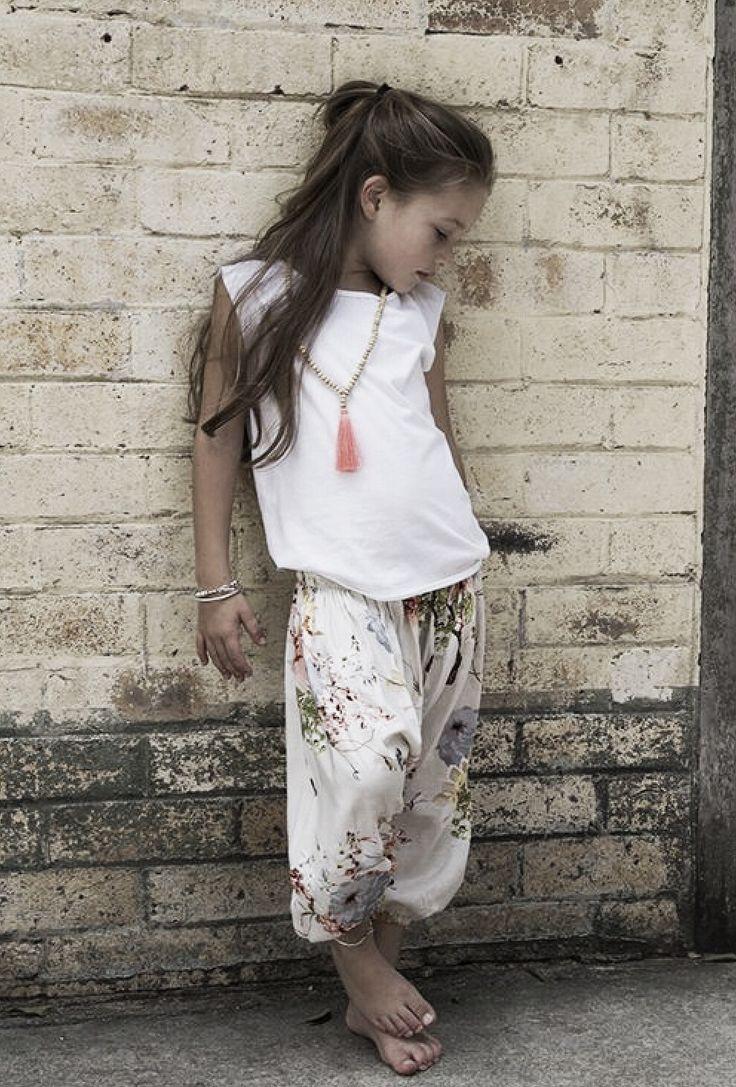 15 деток в стиле бохо, которые вдохновляют даже взрослых на эксперименты