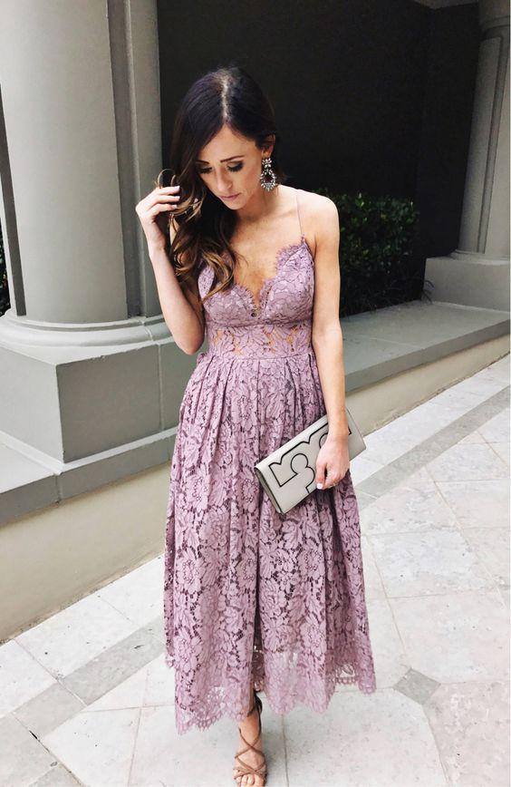 Кружевные платья — главный романтичный тренд лета: 4 идеи супер-нежного образа
