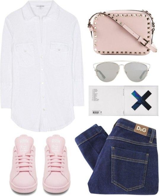 Комфорт — превыше всего: 9 примеров, как выглядеть стильно в джинсе
